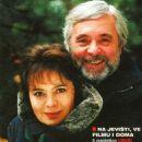 Libuse Safrankova and Josef Abrham -
