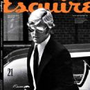 Robert Redford - Esquire Magazine Cover [Spain] (10 August 2009)
