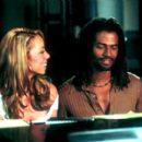 Mariah Carey and Eric Benet in 20th Century Fox's Glitter - 2001
