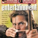 Kevin Costner - Entertainment Weekly Magazine [United States] (21 June 1991)