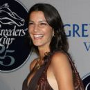 Natalia Cigliuti - 2008 Breeders' Cup Winners Circle In Los Angeles, 23.10.2008.