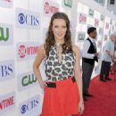 Katie Cassidy: CBS and Showtime rocked the red carpet at the 2012 Summer TCA party