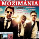Bradley Cooper, Zach Galifianakis, Ed Helms - Mozimania Magazine Cover [Hungary] (May 2013)