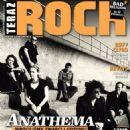 Anathema - Teraz Rock Magazine Cover [Poland] (July 2010)