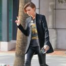 Ms. Ruby Rose Spotted Leaving Steven & CO. Jeweler store out in Beverly Hills CA January 11,2016 - 422 x 600
