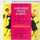 Gentlemen Prefer Blondes Original 1949 Broadway Cast Starring Carol Channing - 454 x 469