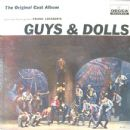 SECOND REISSUE FOR THE BROADWAY CAST RECORDING OF ''GUYS AND DOLLS'' - 432 x 432