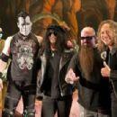 Metallica guitarist Kirk Hammett's Inaugural 'FearFest Evil' - 454 x 302