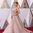 Gina Rodriguez – The 90th Annual Academy Awards in Los Angeles - 454 x 570
