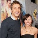Robert Hoffman and Briana Evigan