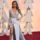 Chrissy Teigen 87th Annual Academy Awards In Hollywood