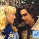 Robby Benson and Lynn-Holly Johnson