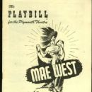 Mae West (Musical) - 454 x 603