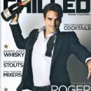 Roger Federer - Chilled Magazine Cover [United States] (April 2013)