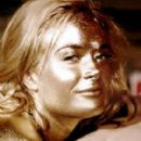 Shirley Eaton in Goldfinger - 280 x 384