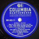 STREET  SCENE  Columbia Records  Kurt Weill 1947 - 400 x 400