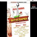 SKYSCRAPER ( 1965 Broadway Musical ) Starring Julie Harris - 454 x 454