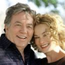 Jessica Lange and Albert Finney