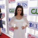 Jessica Lowndes: CBS and Showtime rocked the red carpet at the 2012 Summer TCA party