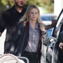 Jennifer Morrison – Filming 'Once Upon a Time' in Vancouver September 24, 2016 - 454 x 521