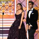Lea Michele : 69th Annual Primetime Emmy Awards - 401 x 600