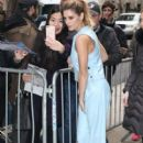 Ashley Greene at 'Live with Kelly & Michael' in New York City, New York on April 7, 2016 - 409 x 600