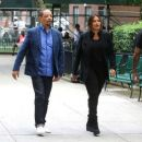 Mariska Hargitay – On The Set of 'Law and Order: Special Victims Unit' in New York - 454 x 386