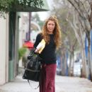 Shenae Grimes - Hollywood Candids, 24.01.2009.