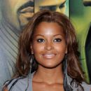 Claudia Jordan - Screen Gems' 'Takers' Premiere At Arclight Cinema Cinerama Dome On August 4, 2010 In Hollywood, California - 454 x 584