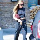 Dakota Johnson Leaving Her Hotel In New York  (July 17, 2018)