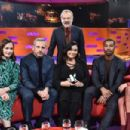 Cheryl Tweedy – On 'The Graham Norton Show' in London