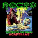 Ron Braunstein - The Pre-Fix For Death: Acapellas