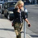 Rita Ora – Shops for furniture in West Hollywood