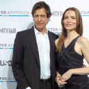 Saffron Burrows - 2 Annual Character Aprroved Awards Cocktail Reception At The IAC Building In NYC, 25 February 2010