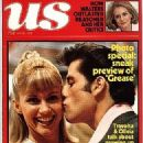 Olivia Newton-John, John Travolta - US Magazine Cover [United States] (30 May 1978)
