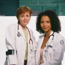 Gloria Reuben as Jeanie Boulet in ER - 454 x 559