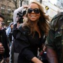 Mariah Carey - Leaving 'The Hospital' After Doing Some Filming In London, 01.04.2008.