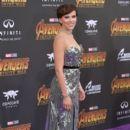 Scarlett Johansson  : 'Avengers: Infinity War'  Premiere