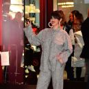 Selena Gomez – Leaving the Puma store in New York