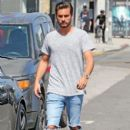 Scott Disick is spotted out running errands in West Hollywood, California on July 1st, 2016 - 403 x 600
