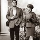 Avengers, 1968: Robert Wagner as Alexander Mundy and Marti Stevens as Commissar Malenska