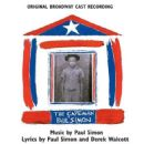 THE CAPMAN  Music By Paul Simon Musical - 454 x 454