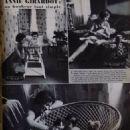 Annie Girardot - Cine Tele Revue Magazine Pictorial [France] (6 June 1963) - 454 x 620