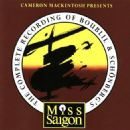 Les Miserables Album - Miss Saigon