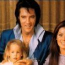 Priscilla Presley and Elvis Presley - 454 x 338