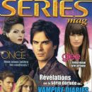 Lana Parrilla, Ian Somerhalder, Lea Michele - series mag Magazine Cover [France] (March 2013)