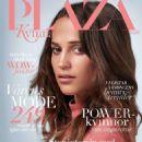 Alicia Vikander – Plaza Kvinna Magazine (March 2018) - 454 x 601