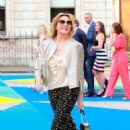 Kim Cattrall – Royal Academy of Arts Summer Exhibition Preview Party in London - 454 x 672