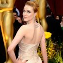 Evan Rachel Wood - 81 Annual Academy Awards - Arrivals 02-22-09