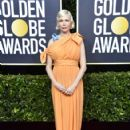 Michelle Williams wears  Louis Vuitton Dress : 77th Annual Golden Globe Awards
